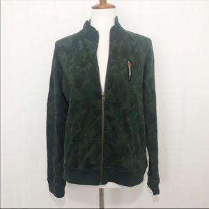 Obey Camo Patch Jacket